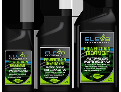 ELEV8 Powertrain Treatment