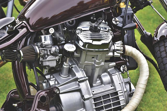 Reduced Engine Maintenance, Increased Engine Life